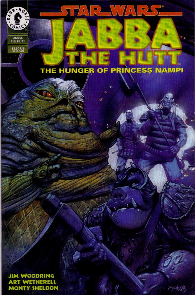 Jabba Comic Books from Dark Horse Comics | Mighty Jabba's ...