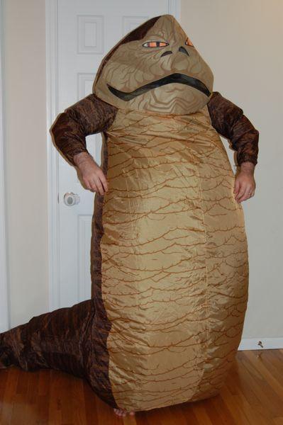 Rubies Jabba the Hutt Costume | Mighty Jabba's Collection Jabba The Hutt Costume