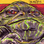 Jabba Sketch Card by Mat Nastos