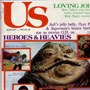Us Magazine With Jabba the Hutt Cover (August 1, 1983)