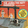 Vintage Jabba the Hutt Dungeon Action Playset by Kenner