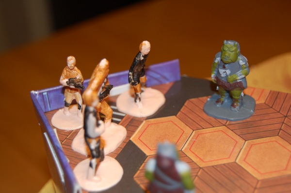 Vintage Battle At Sarlacc's Pit Game | Mighty Jabba's Collection