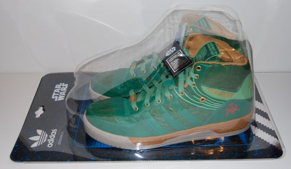 Jabba the Hutt Altitude Hi Sneakers from Adidas | Mighty