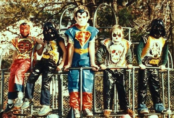 Vintage Halloween Costumes In A Box.Ben Cooper Halloween Costumes