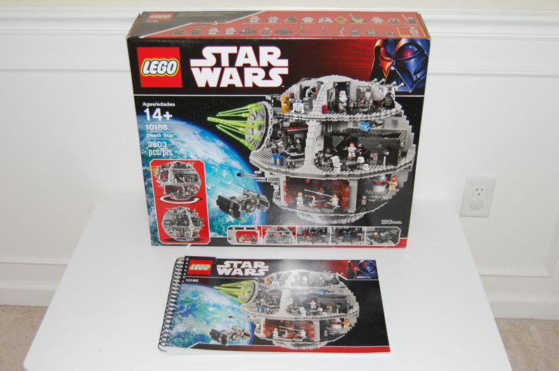 death star lego box - photo #6