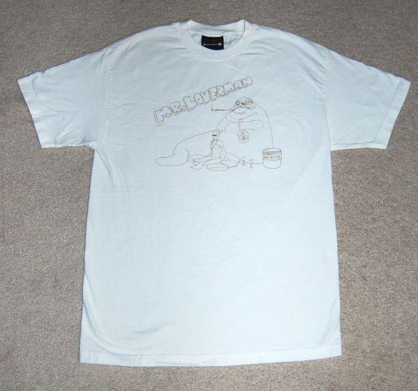 "Digger's Society ""Mr. Loverman"" Jabba The Hutt T-Shirt"