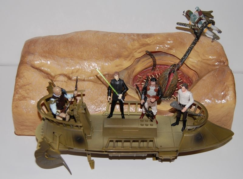 Battle At The Sarlacc Pit Battle Pack By Hasbro Target