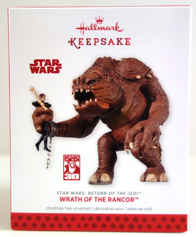 """Wrath of the Rancor"" 2013 Holiday Keepsake Ornament by ..."