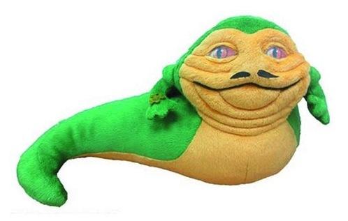 jabba plush