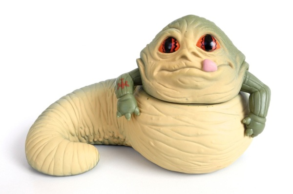 Jedi Force Jabba the Hutt