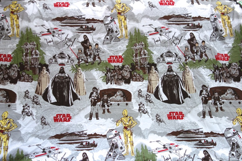 Return Of The Jedi Bed Sheets Vintage Bibb Modern Pottery Barn Kids Mighty Jabba S Collection