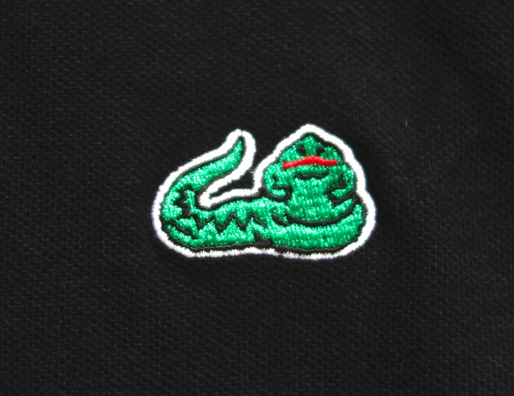 Jabba The Hutt Polo Shirt Lacoste Parody From Super 7 Welovefine