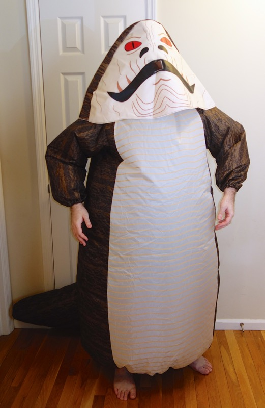 Bootleg Jabba The Hutt Costume (Copy Of Rubies Jabba The ... Jabba The Hutt Costume For Dogs