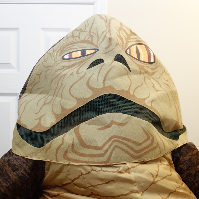 knockoff_jabba_costume2 rubies_jabba_costume & Bootleg Jabba the Hutt Costume (Copy of Rubies Jabba the Hutt ...
